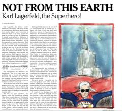 Lagerfeld - Superman