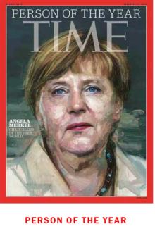 Merkel Time 2